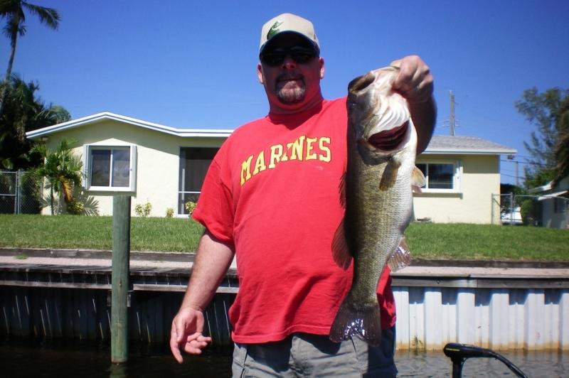 Lake Ida fishing