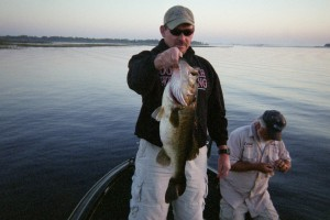 Rodman Reservoir Fishing Trip - (All-Day)