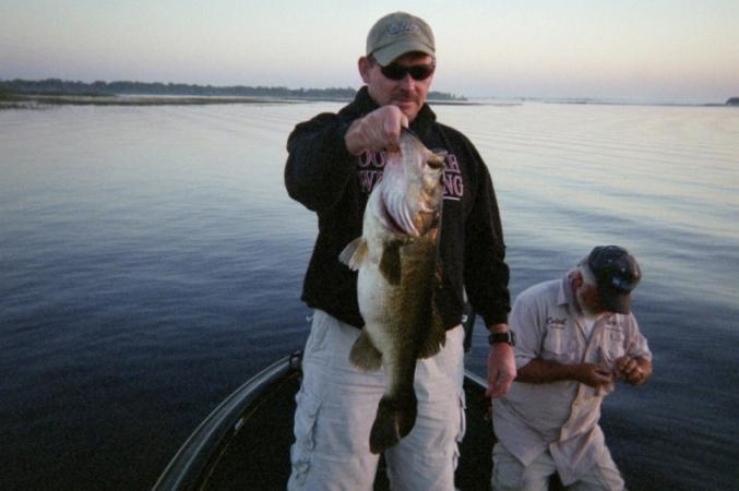 Rodman Reservoir Fishing Trip - (All-Day)