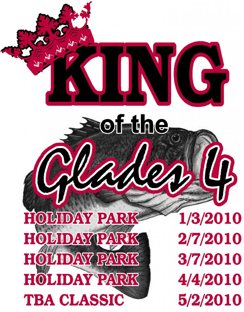 2010 King of the Glades Schedule