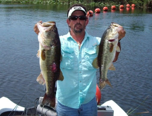 "Bass Online Top Guides 1st & 2nd ""King of the Glades""!"