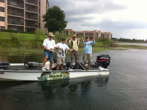 Bass Fishing Orlando