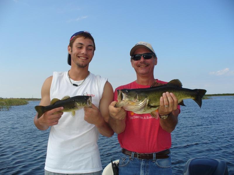 Lake Okeechobee Bass Fishing