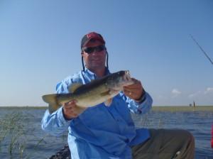 Fishing Lake Okeechobee