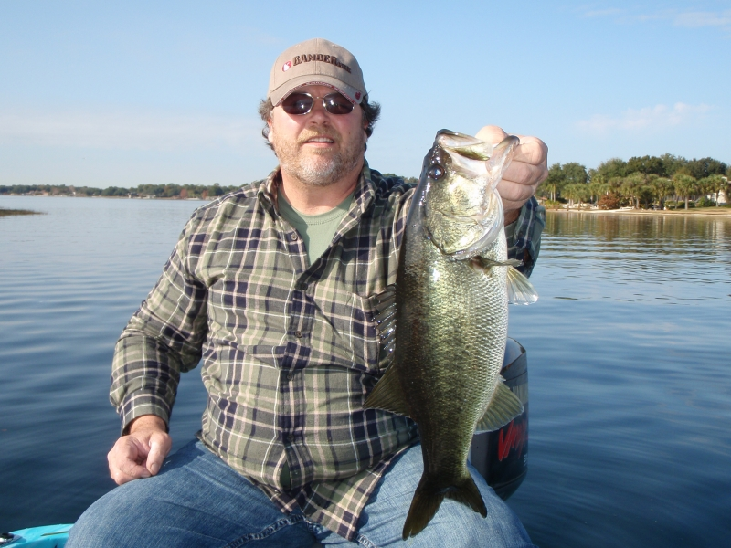 Conway chain of lakes bass fishing experts for Bass fishing guides orlando fl