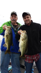 Lake Garica Brad McWilliams (and son John) 1.15. Mark Shep. 1