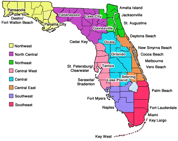 Rivers In Florida In West Palm Beach