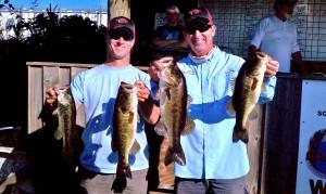 Bass Tournament Winners