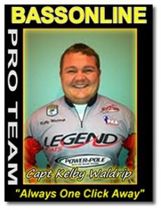 okeechobee fishing guides - Kelby Waldrip