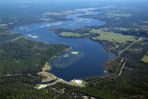 Lake rousseau fl florida fishing lakes for largemouth bass for Florida lake fish