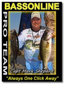 lake okeechobee fishing guides - Capt Mark Shepard