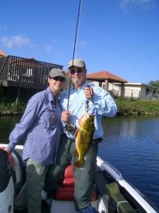 Fly Fishing Lake Ida for Peacock Bass