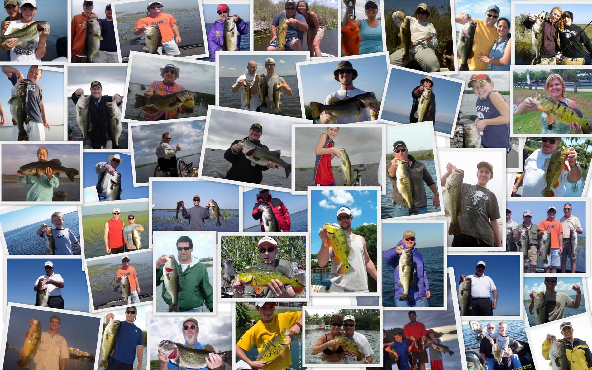 our guarantee to Florida Bass Fishing Anglers