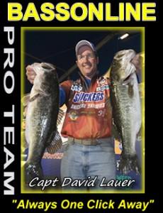 okeechobee fishing guides - David Lauer