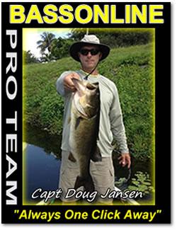 Lake Okeechobee fishing guides - Capt Bob Miley