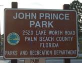 John Prince Park | Lake Osborne