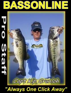 central florida fishing guides - Capt Kip