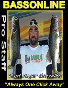 okeechobee fishing guides - Roger Gonzalez