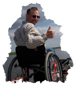 Handicapped Fishing - Wheelchair Accessible Fishing
