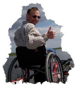 Pêche personnes à mobilité réduite - Pêche fauteuil roulant accessible