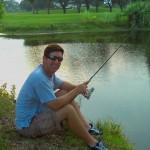 Florida Pond Fishing
