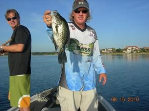 Florida Crappie Fishing
