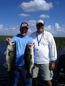 Bass Online Pro TEAM- Mark Shepard-King of OKEECHOBEE