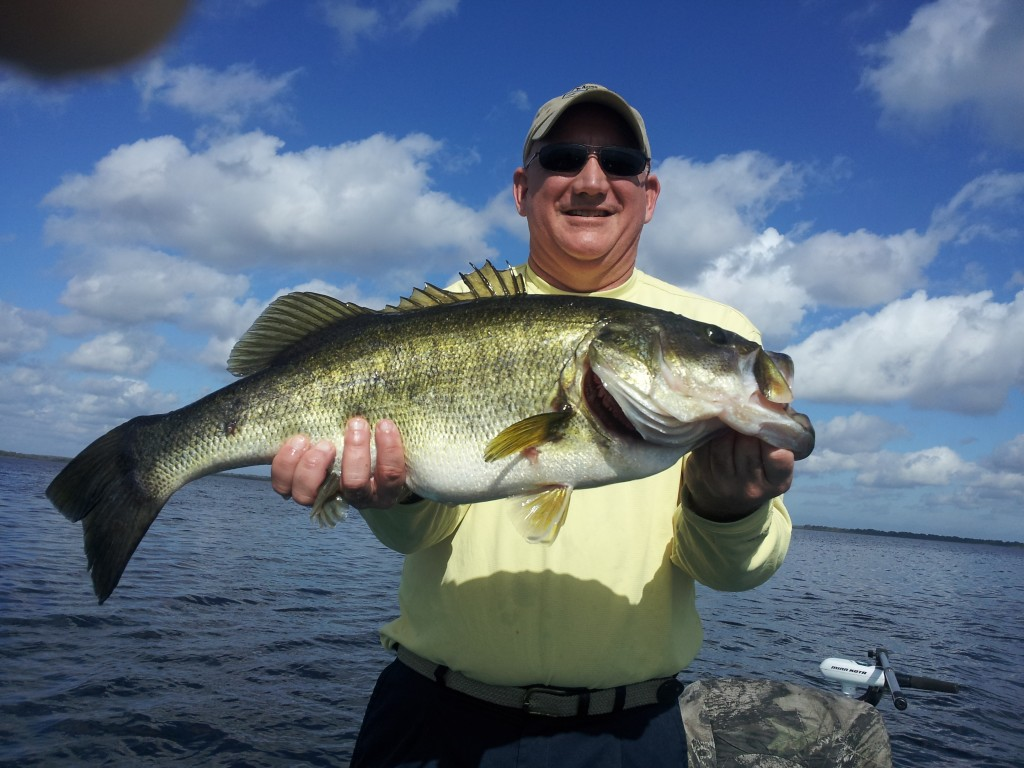 Black bass lake toho orlando bass fishing guides for Bass fishing trips