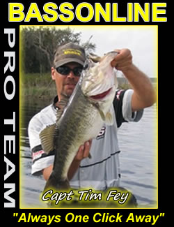 central florida fishing guides - Capt Tim Fey