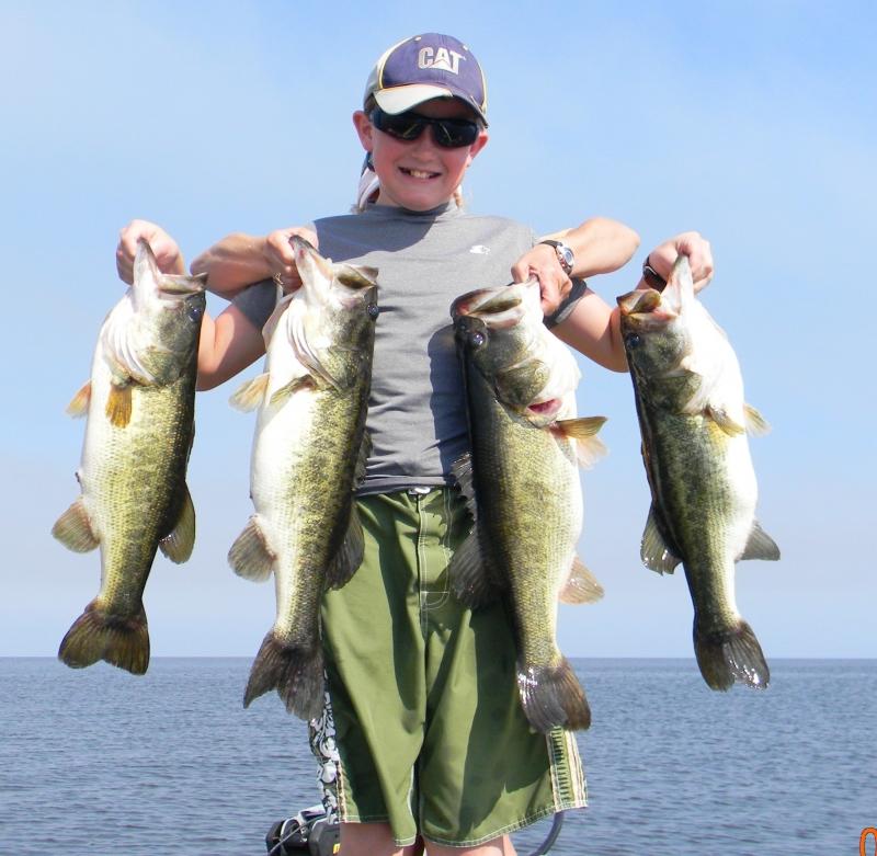 Bass Fishing Florida