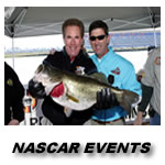 NASCAR FISHING EVENTS
