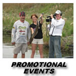 PROMOTIONAL FISHING EVENTS