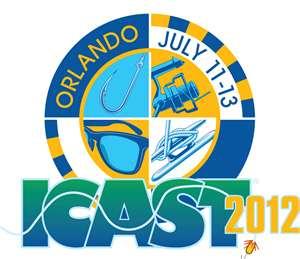 iCast fishing - Orlando 2012