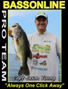 lake okeechobee fishing guides - Capt Jason Young
