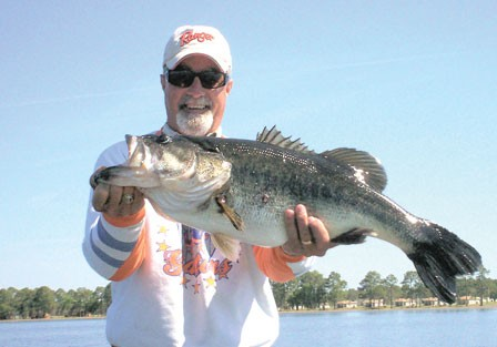 Kingsley Lake Top Florida Bass Fishing Lake