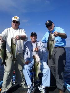Lake Okeechobee Fishing with Capt Mark Shepard