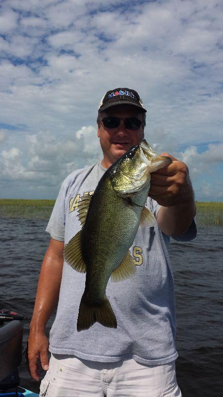Micheal Korinek Lake Okeechobee