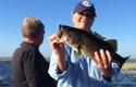 Mrs-Brown fishing Lake Okeechobee