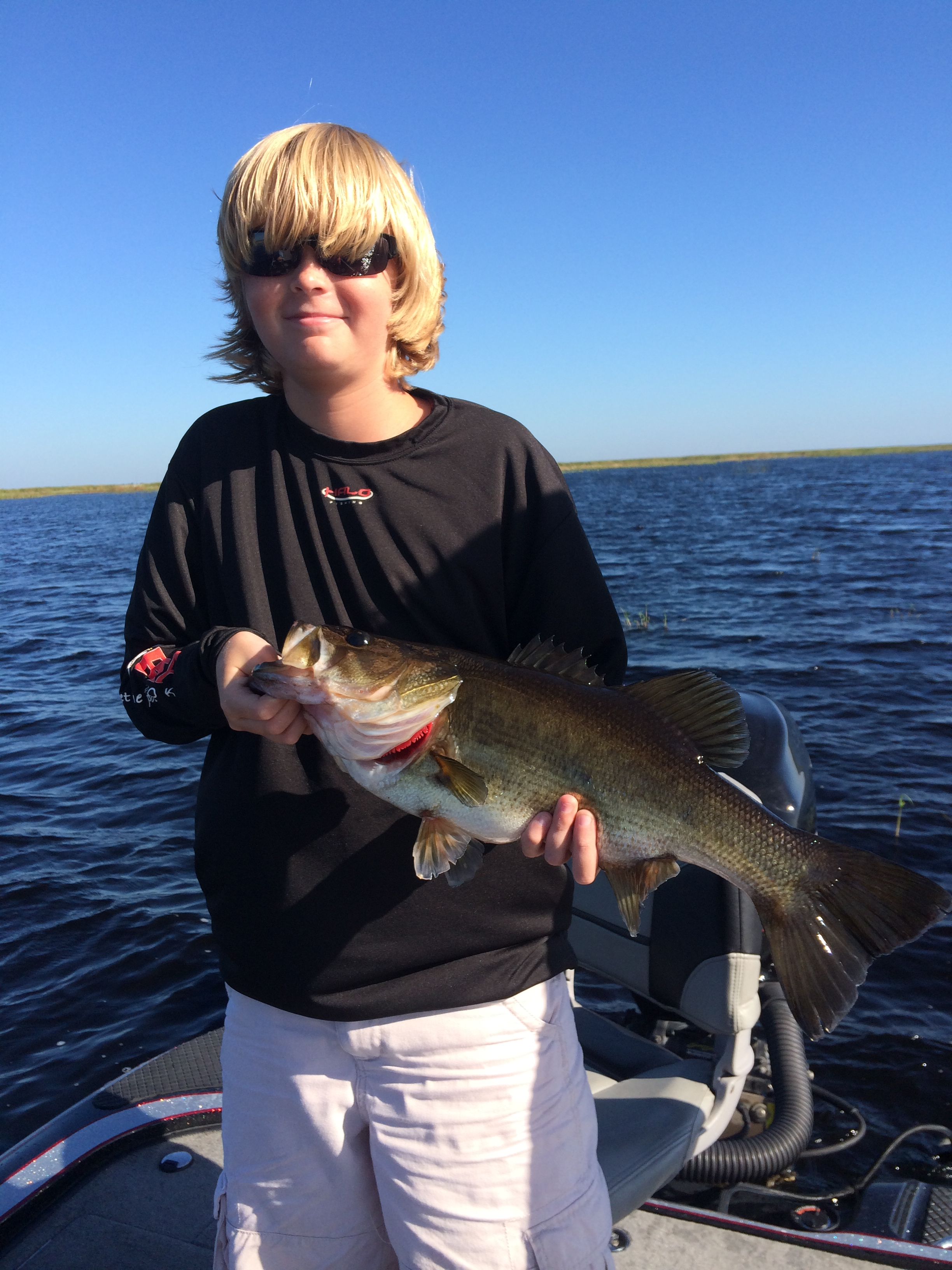 Florida family fishing trips for Florida fishing vacations