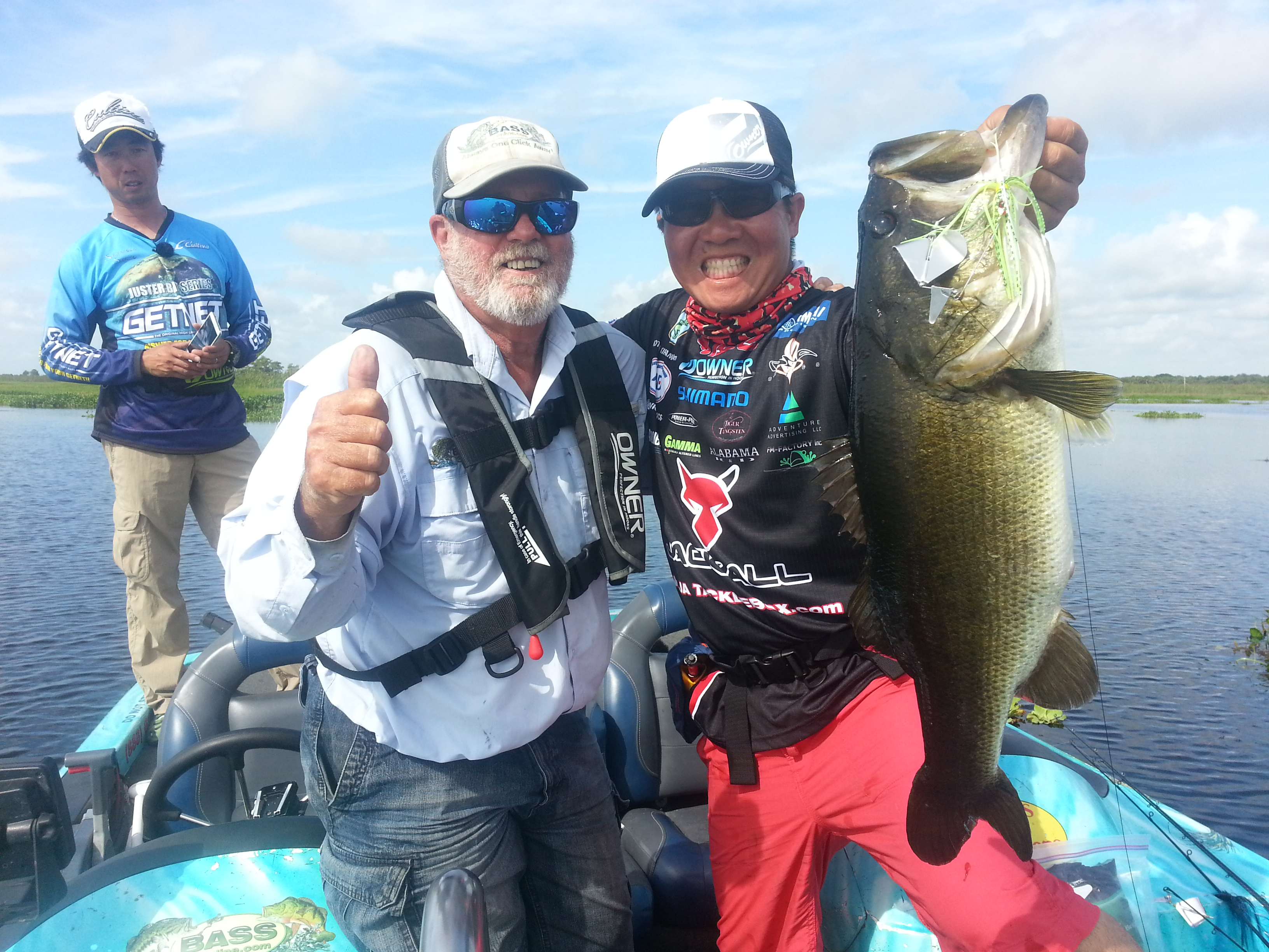florida bass fishing tv show japan