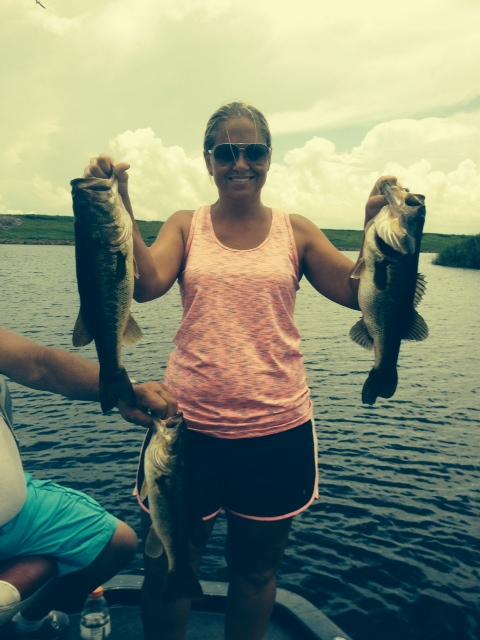 Okeechobee Summertime Pattern Fishing