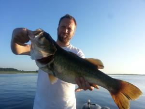 Lake Tohopekaliga Fishing Report July 2014