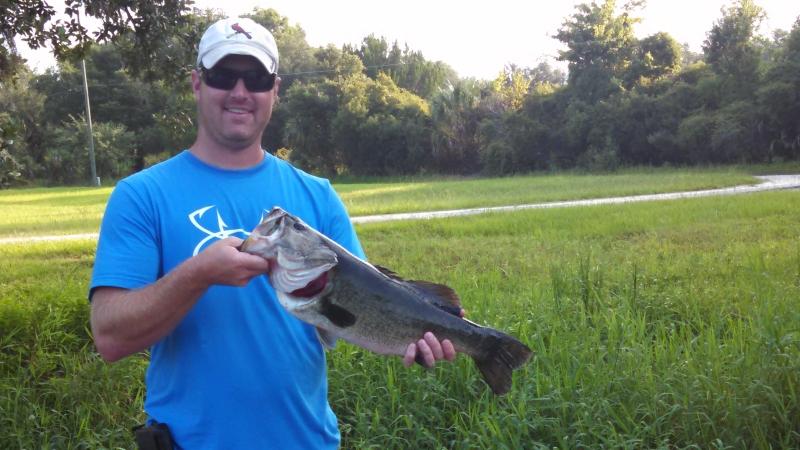 St Johns River Astor Fishing Report