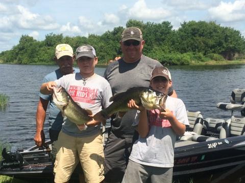 Captain Jason Okeechobee Fishing Charters