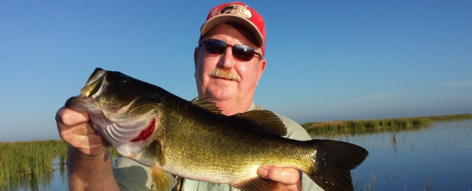 Lake Okeechobee Fishing from Southern Indiana