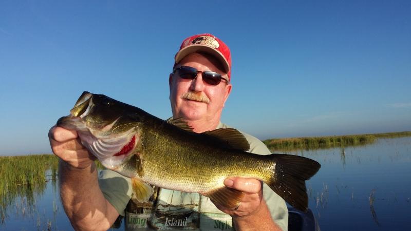 Lake Okeechobee Fishing from Southern Indiana