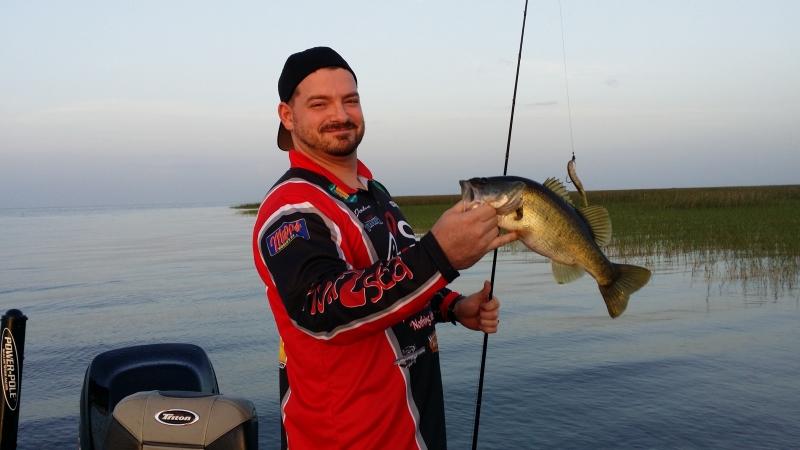 Captain Jason Young Lake Okeechobee Fishing Report