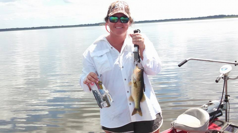 Florida Fishing with Chad and Jamie from South Carolina