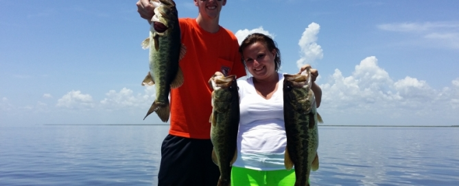 Lake Okeechobee Fishing Report August 22
