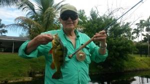 Mel is an avid fly fishermen from South Carolina